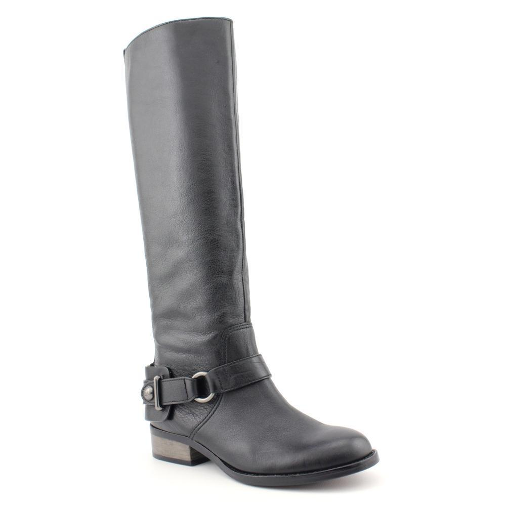 Coach Natale Black Riding Boots