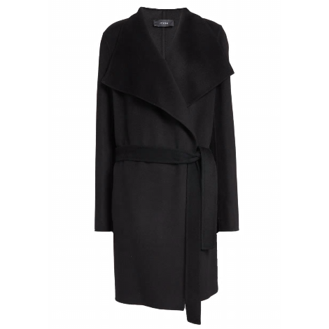 Joseph Black Lisa Long Robe Coat