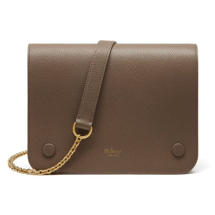 Mulberry Clay Clifton Shoulder Bag