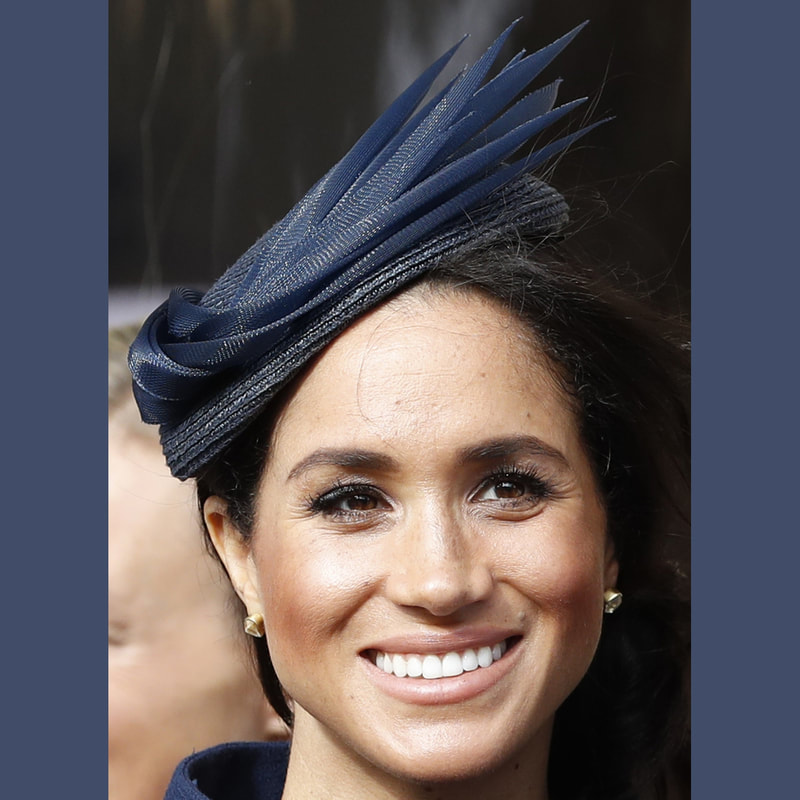 Meghan Markle S Hats Meghan S Fashion