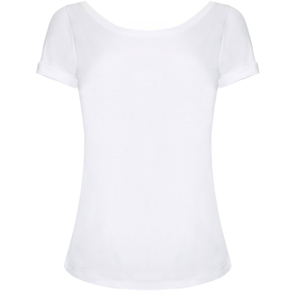 Lavender Hill Clothing White Boat T-Shirt