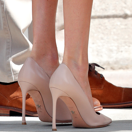 ​Dior Dioressence Pump in Blush Leather