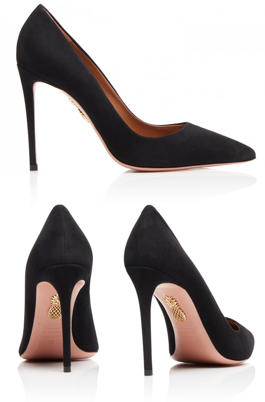 Aquazzura 'Simply Irresistible' 105 pumps