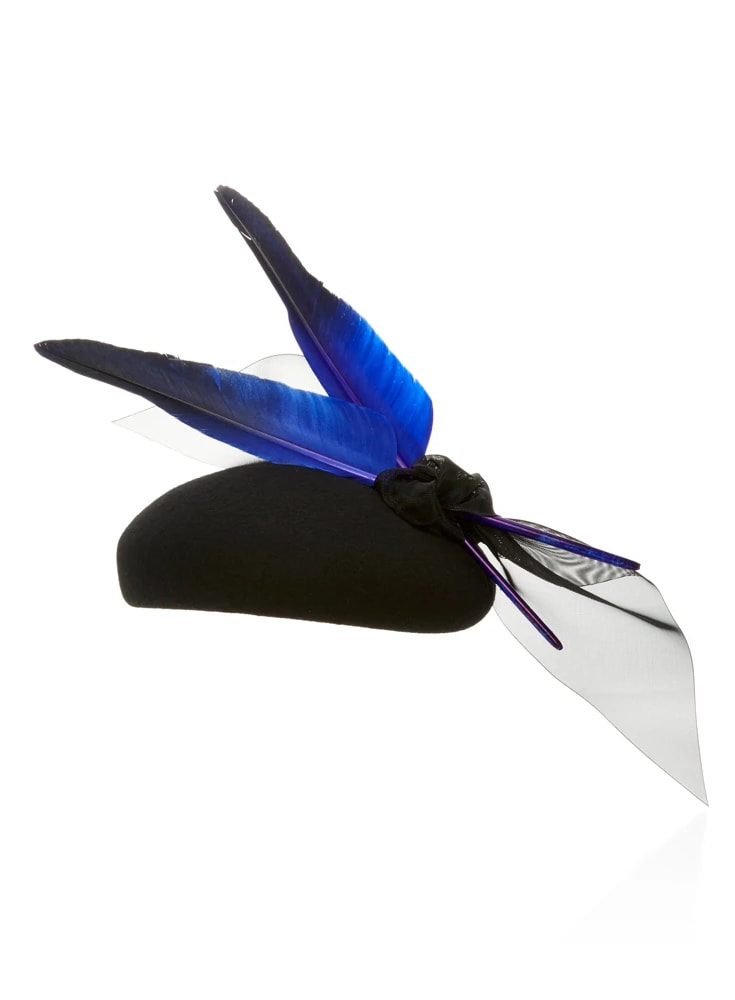 Awon Golding Millinery 'Vika' Cocktail Hat