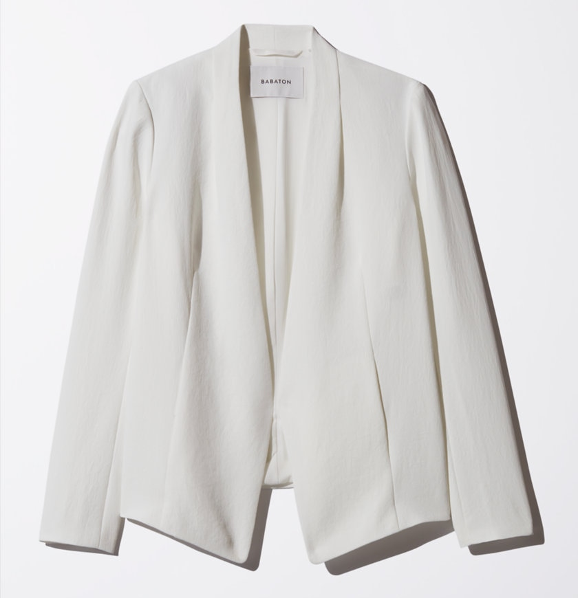 Babaton White Keith Jacket