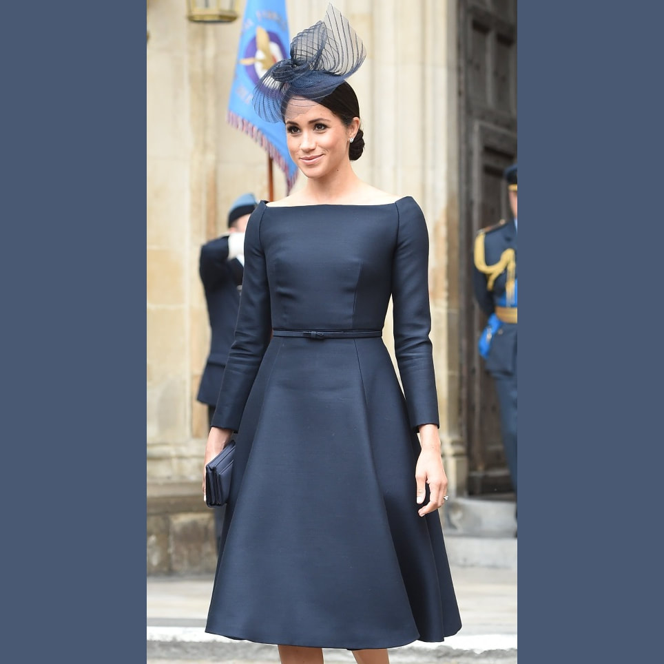 Meghan Markle S Dresses Meghan S Fashion