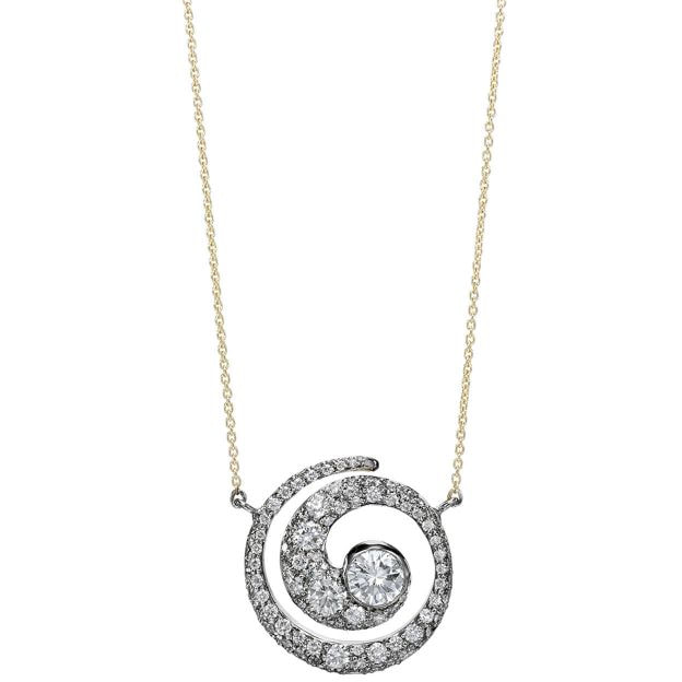 Jessica McCormack Tattoo Diamond Pendant