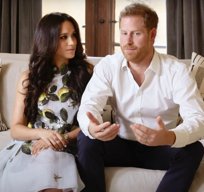 The Duke and Duchess of Sussex were one of the many guests to feature during today's Spotify Stream On event, when they gave a glimpse at their forthcoming Archewell Audio content.