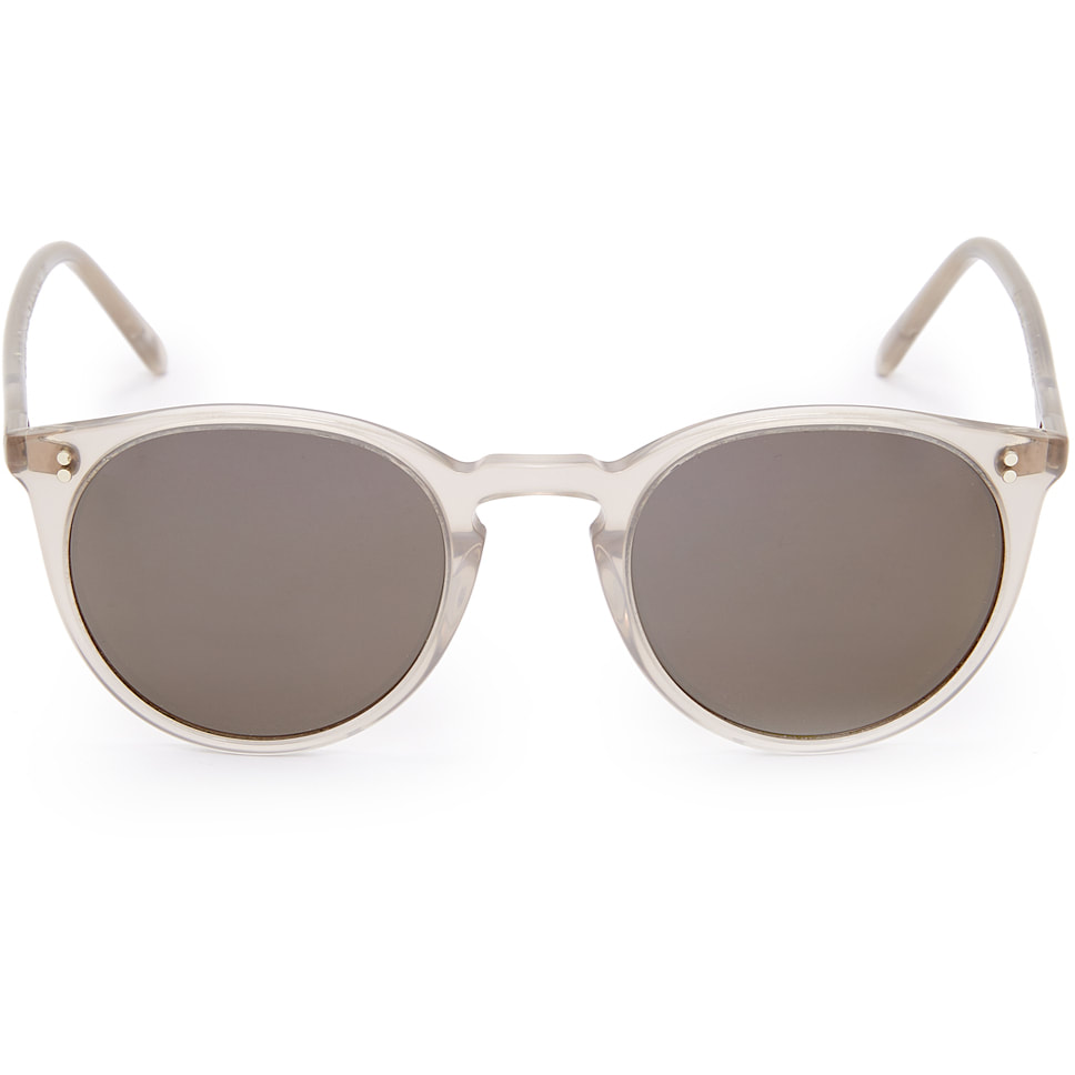Oliver Peoples The Row Grey 'O'Malley NYC' Sunglasses