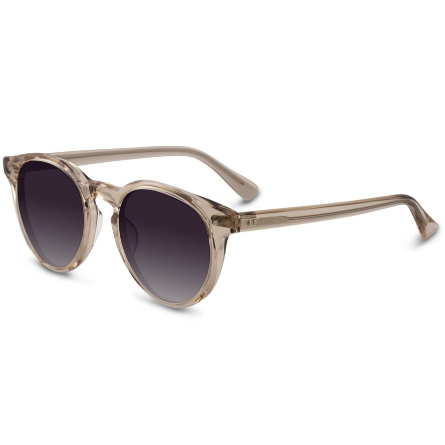 Sama Eyewear Sun Francesco Sunglasses in Blush